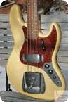 Fender 64 Jazz Bass Custom Shop Nocaster Blond