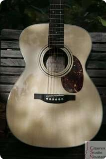 Boucher Guitars Genuine Om Indian Rosewood Adirondack
