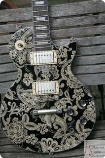 Nick Page Guitars Paul Paisley