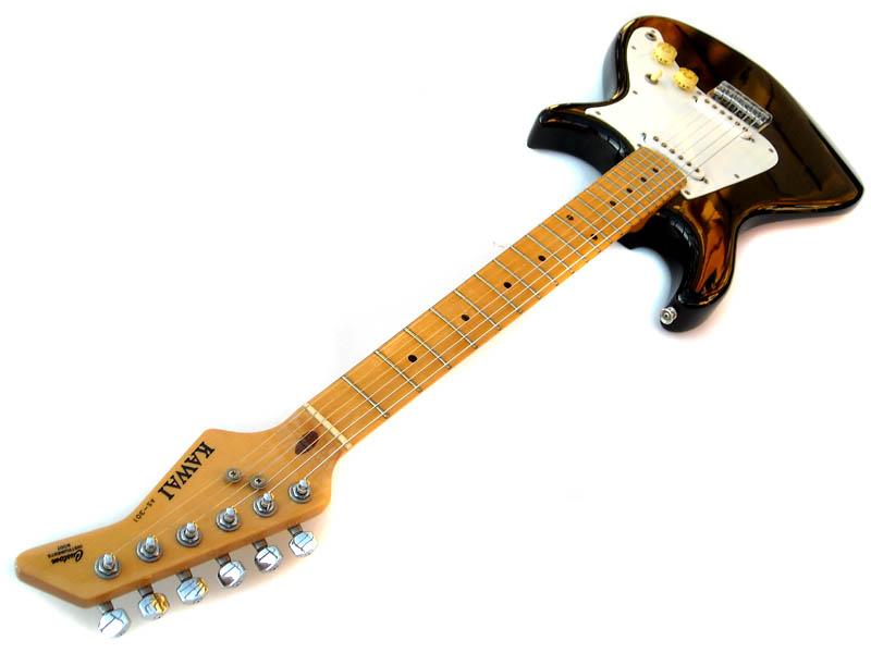 kawai as 301 1980 guitar for sale wutzdog guitars. Black Bedroom Furniture Sets. Home Design Ideas