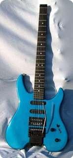 Steinberger Gr4 Standard 1980 Blue