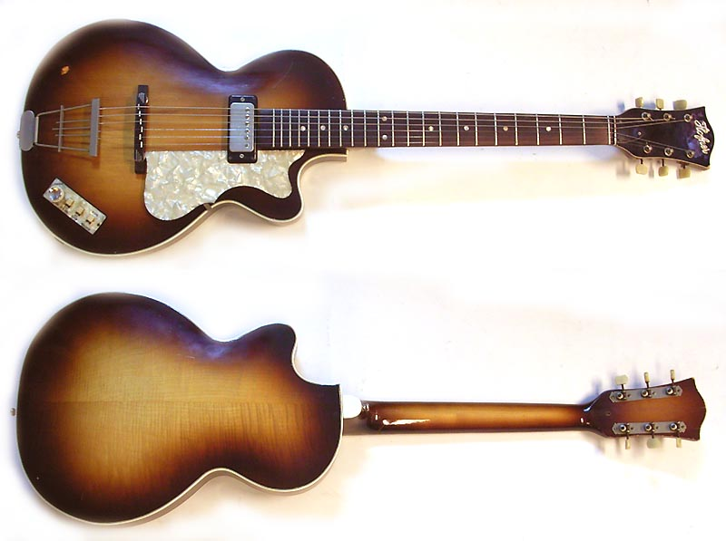 Dating hofner 500 1