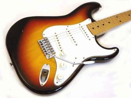 Fresher Straighter 1978 Sunburst