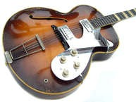 Hofner 4550 Electric 1965