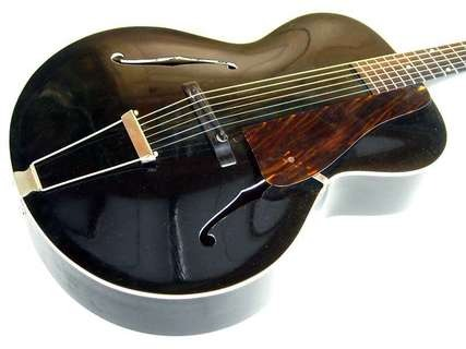 Gibson Black Special L 50's 1937 Black