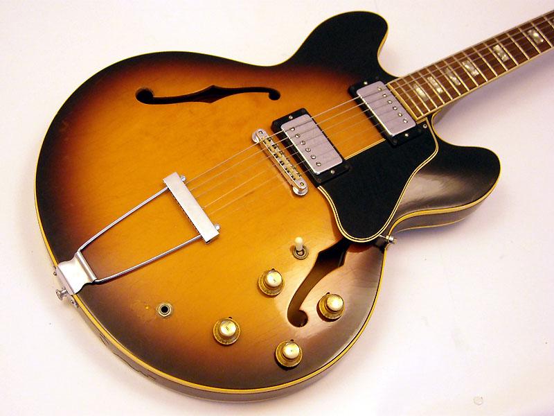 gibson es 335 td 1966 0 guitar for sale wutzdog guitars. Black Bedroom Furniture Sets. Home Design Ideas