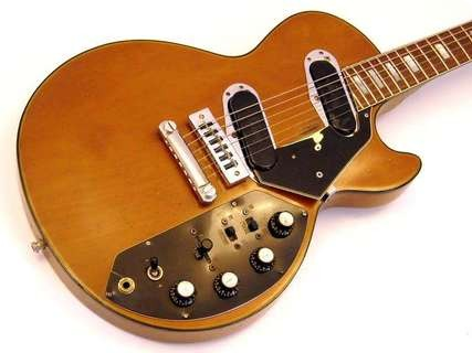 Gibson Les Paul Recording 1972