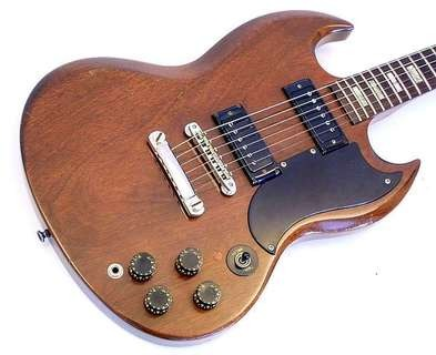 Gibson Sg 1973