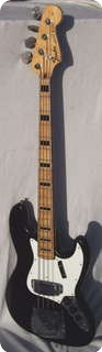 Fender Jazz Bass 1972 Black