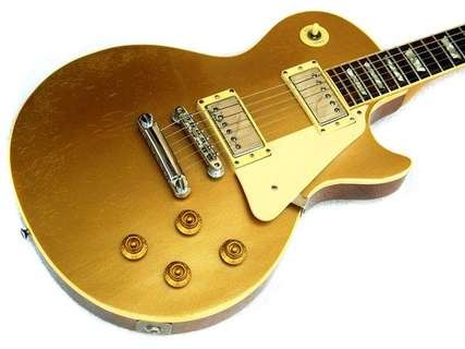 Gibson Les Paul 1981 Gold