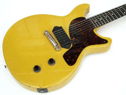 Orville Les Paul Junior 1988 Yellow