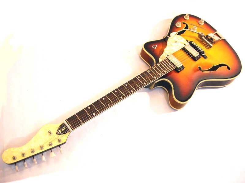 klira 177 1965 0 guitar for sale wutzdog guitars. Black Bedroom Furniture Sets. Home Design Ideas