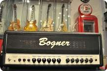 Bogner BERSHALL TWIN JET 2013 Black 