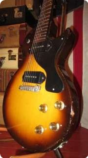 Gibson Les Paul Jr Special  1955 Sunburst