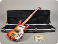 Rickenbacker 4003 Bass 2012 FireGlo