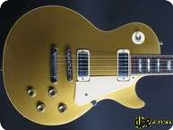 Gibson Les Paul Deluxe Goldtop 1976 Gold Metallic Gold Top