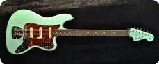 Fender Custom Shop Bass VI 2013 Sea Foam Green
