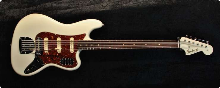 Fender Custom Shop Bass Vi 2013 Olympic White