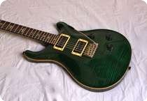 PRS Custom 24 10 Top 2000 Evergreen