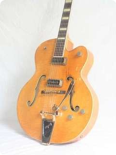 Gretsch Country Club 6193 1955 Natural