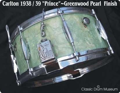 Carlton Prince 1938 Greenwood Pearl