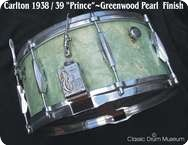 Carlton Prince 1938 Greenwood Pearl