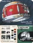 Slingerland Radio King 1948 Red Glitter