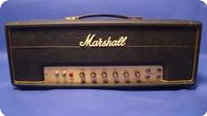 Marshall MKII JMP 50 Watt Head 1972