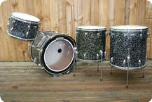 Slingerland Drum Co 20 12 14 16 Capri Kit 1959 Original Capri Pearl