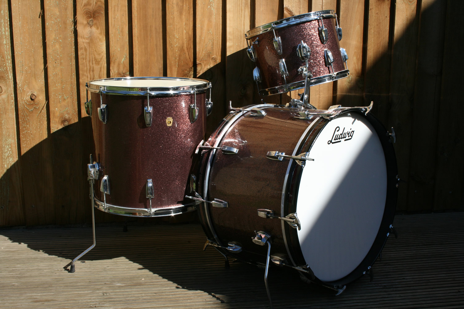 Classic Drums Ludwig Ludwig Super Classic 1967