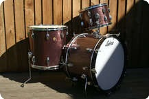 Ludwig Super Classic 1967 Original Burgundy Sparkle
