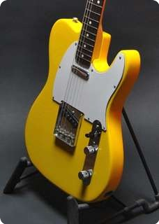 Fender Telecaster International Color Series 1981 Monaco Yellow