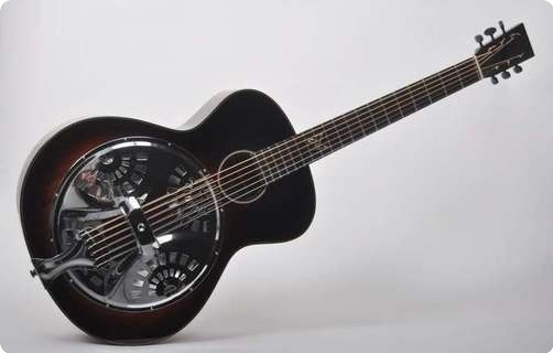 Sanden Guitars Srb D Roots Resonator (in Stock)