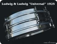Ludwig Ludwig Univeral 1925 Chrome