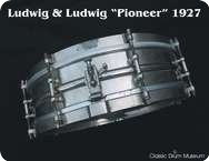 Ludwig Ludwig Pioneer 1927 Chrome