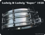 Ludwig Ludwig Super 1928 Chrome