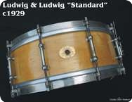 Ludwig Ludwig Standard 1929 Natural