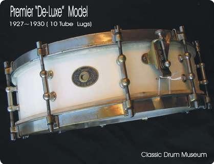 Premier Deluxe 1927 White