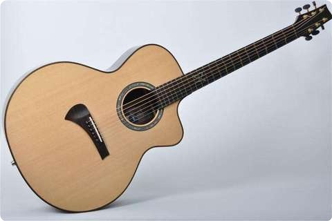 Sanden Guitars Vrb C Tt (in Stock)