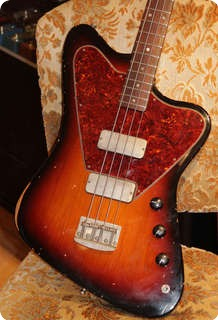 Fano Guitars Px 4  Sunburst