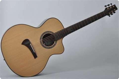 Sanden Guitars Jrb C Tt (in Stock)