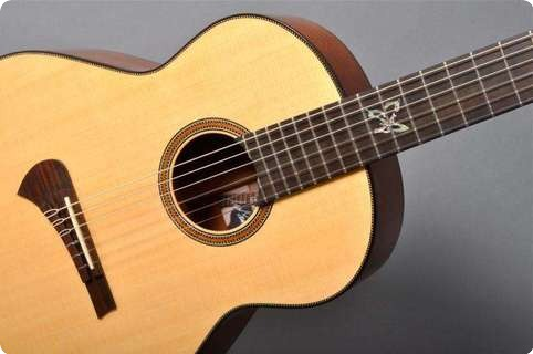 Sanden Guitars Nrb Sapele (in Stock)
