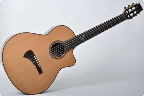 Sanden Guitars Nrb   C   Cedar (in Stock)
