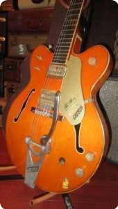 Gretsch Chet Atkins 6120 1966 Western Orange