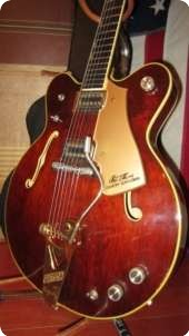 Gretsch Chet Atkins Country Gentleman 1976 Burgundy