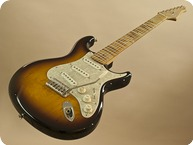Ruokangas Guitars VSOP Classic Tobacco Tobacco Burst