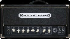Kool Elfring Super7 Deluxe Black Rose
