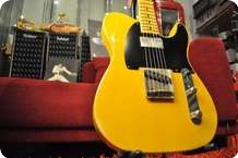 LsL Lance Lerman Guitars BAD BONE I Butterscoth