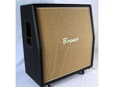 Bogner Amps 4x12 Cabinet Closed Back, Slant