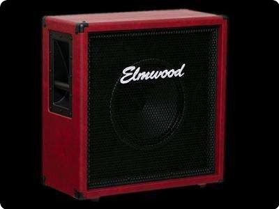 Elmwood Amp Ext 1x12 Red